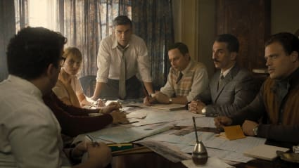Play trailer for Operation Finale