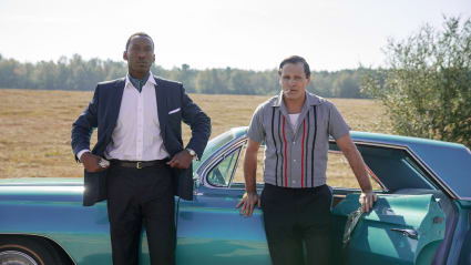 Play trailer for Green Book