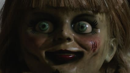 Play trailer for Annabelle Comes Home
