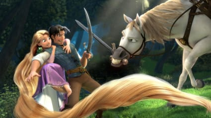 Dream Big Princess: Tangled