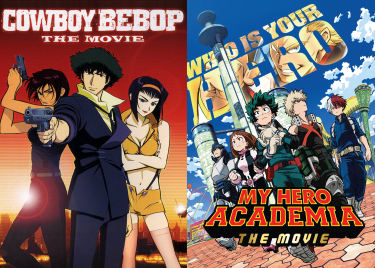 My Hero Academia Two Heroes At An Amc Theatre Near You