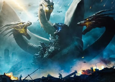 Godzilla: King Of The Monsters at an AMC Theatre near you