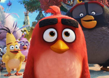 The Angry Birds Movie 2 Now Available On Demand