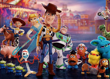 Toy Story 4 at an AMC Theatre near you