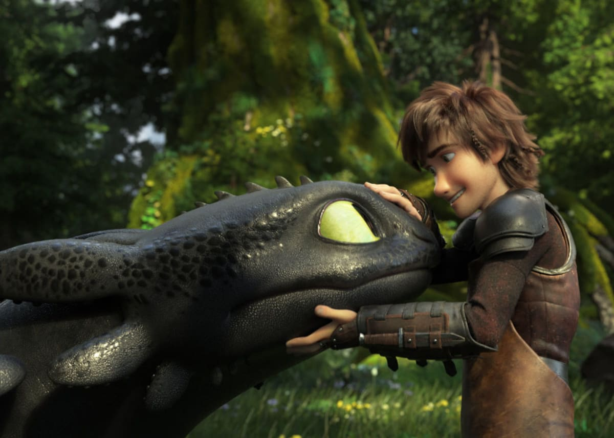 See How to Train Your Dragon: The Hidden World in Prime at AMC