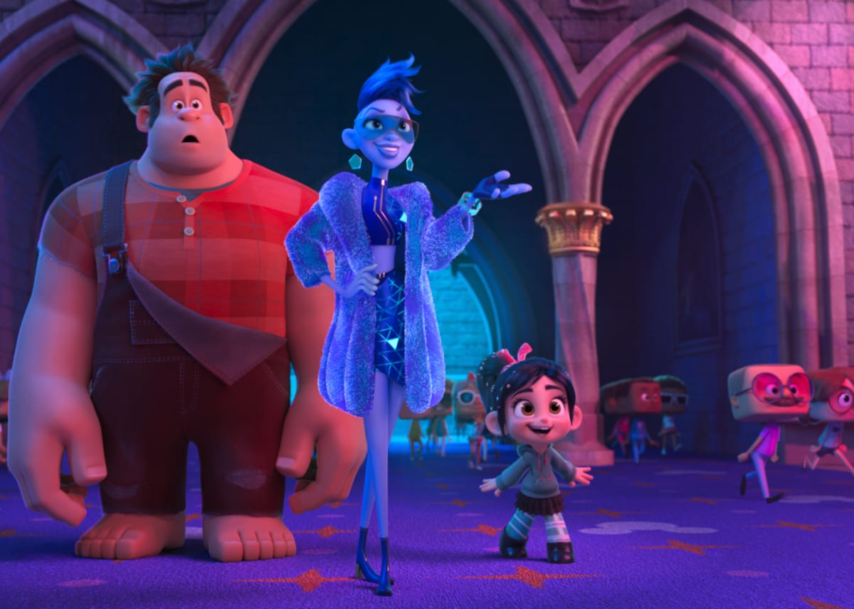See Ralph Breaks the Internet in D-BOX at AMC