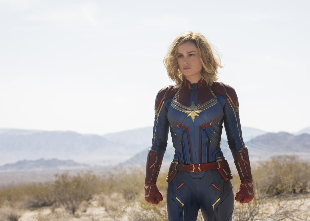 See Captain Marvel in Dolby Cinema at AMC