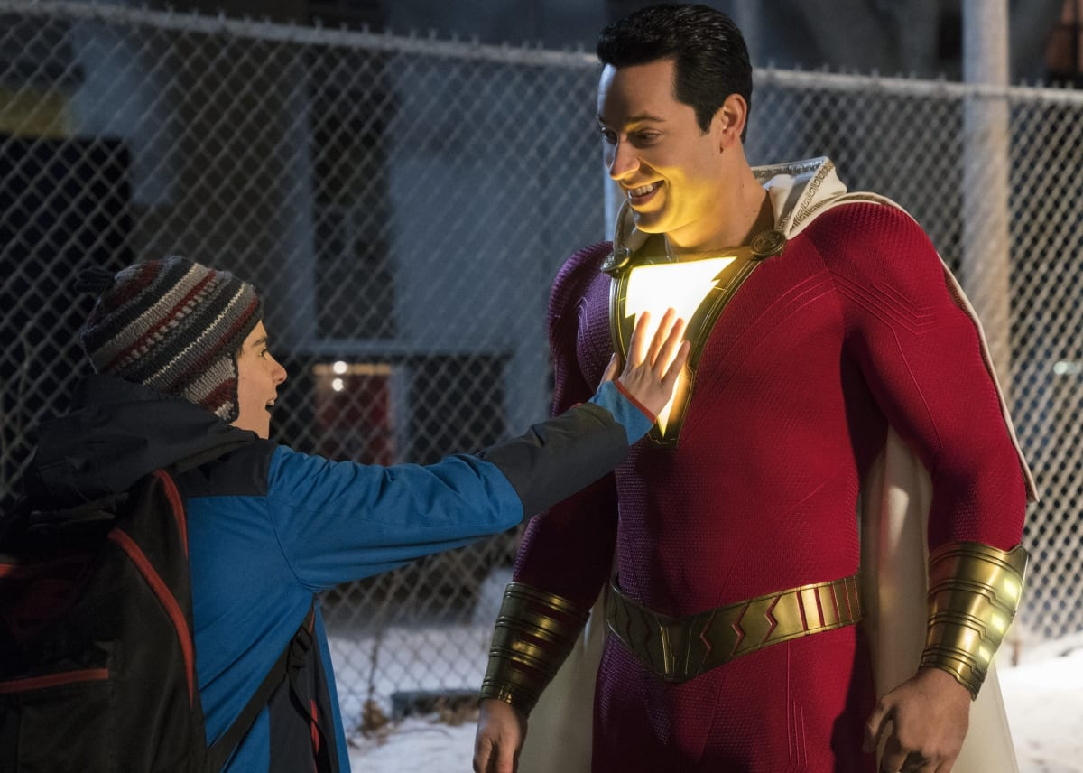 See Shazam! in Prime at AMC