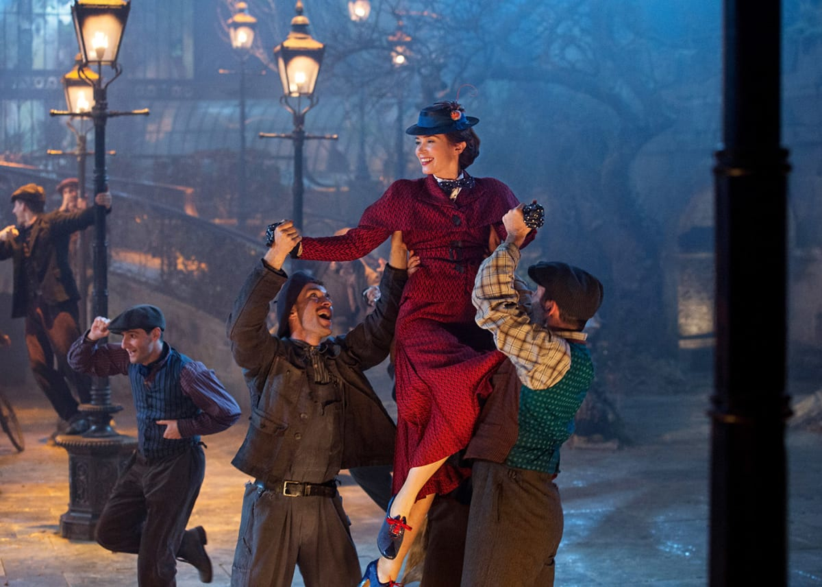 See Mary Poppins in Dolby Cinema