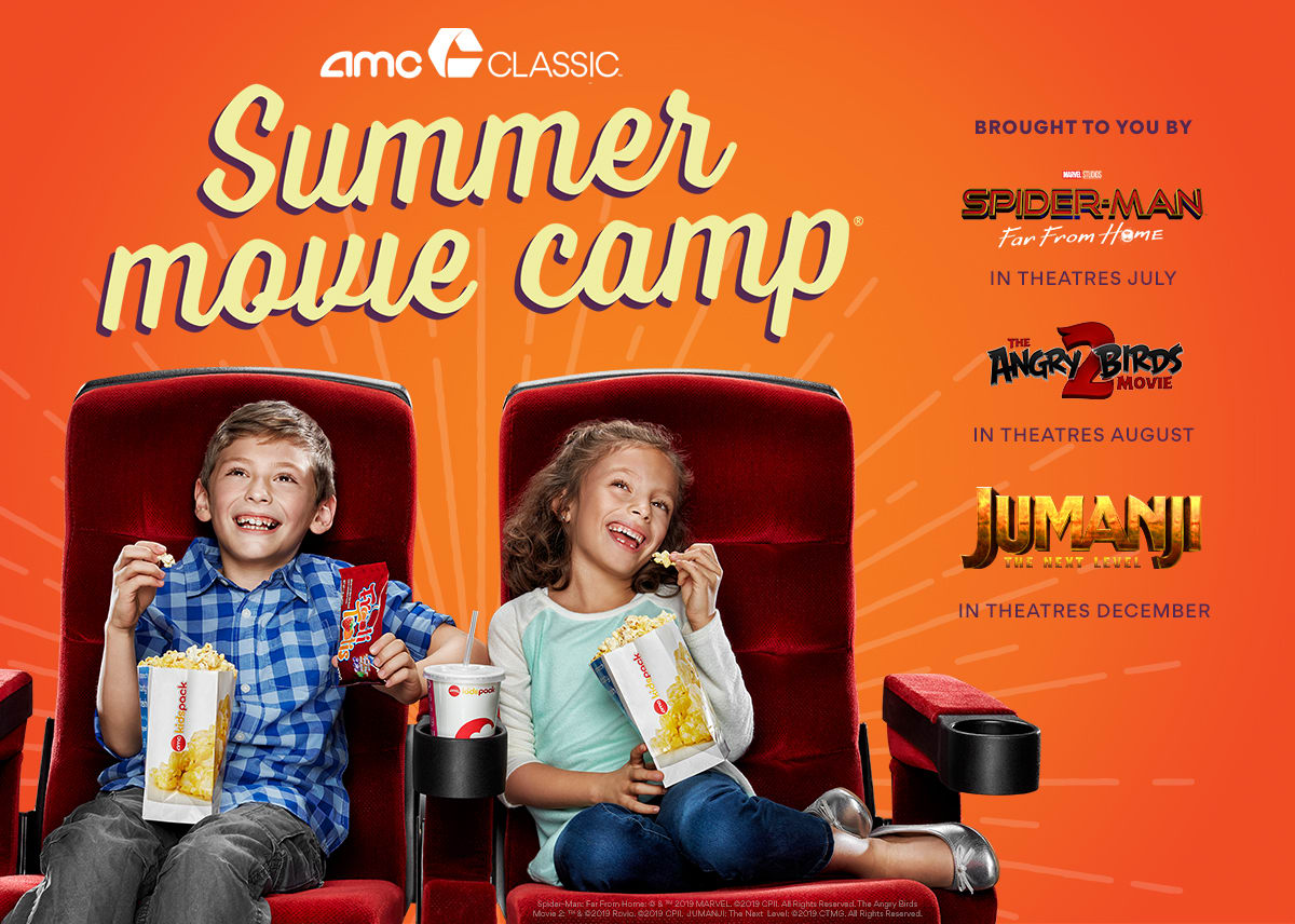 Summer Movie Camp