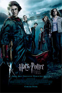 Harry Potter Series: Harry Potter And The Goblet Of Fire