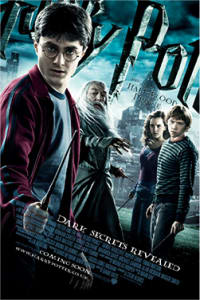 Harry Potter Series: Harry Potter And The Half Blood Prince