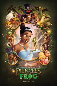 Dream Big, Princess: Princess and the Frog