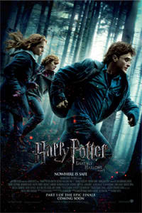 Harry Potter Series: Harry Potter and the Deathly Hallows Part 1
