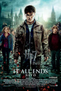 Harry Potter Series: Harry Potter and the Deathly Hallows Part 2