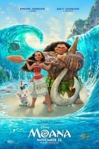 Dream Big, Princess: Moana