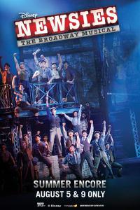 Disney's Newsies: The Broadway Musical!
