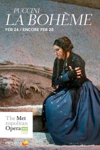 MetLive: La Bohème