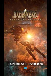 IMAX VR: Star Trek Bridge Crew
