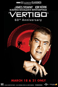 Vertigo 60th Anniversary (1958) presented by TCM
