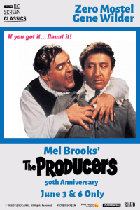 The Producers 50th Anniversary (1968) presented by TCM