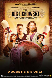 The Big Lebowski 20th Anniversary (1998) presented by TCM