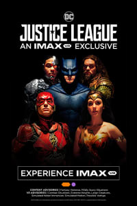 The IMAX VR: Justice League VR: Cyborg Flash, Wonder Woman