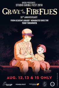 Grave of the Fireflies – Studio Ghibli Fest 2018