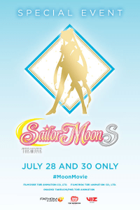Sailor Moon R & S – The Movies
