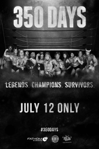 350 Days – Legends. Champions. Survivors