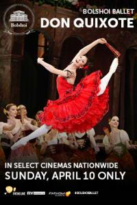 Bolshoi Ballet: Don Quixote (2018)