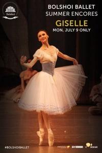 Bolshoi Ballet: Giselle (Encore)