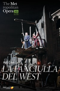 MetLive: La Fanciulla del West