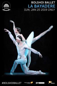 Bolshoi Ballet: La Bayadere (2019)