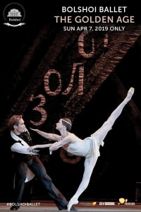 Bolshoi Ballet: The Golden Age (2019)
