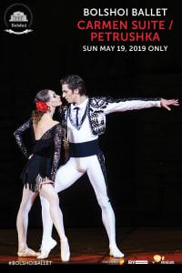 Bolshoi Ballet: Carmen Suite/Petrushka (2019)