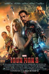 Marvel Studios 10th: Iron Man 3