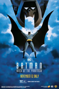 Batman: Mask of the Phantasm 25th Anniversary