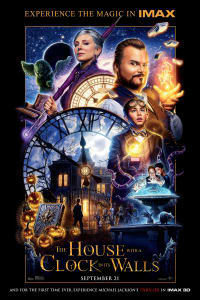 The House With A Clock In Its Walls (w/ Michael Jackson's Thriller): IMAX