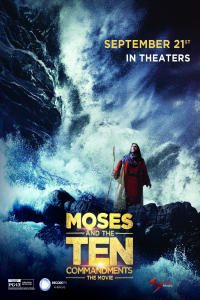 Moses And The Ten Commandments: The Movie