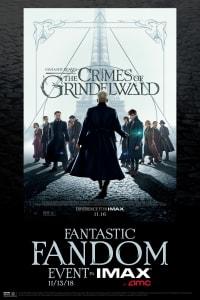 Fantastic Fandom Event in IMAX @ AMC