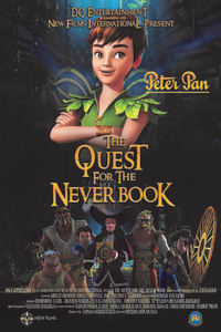 Peter Pan: The Quest for the Neverbook