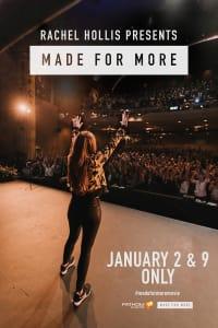 Rachel Hollis: Made for More Encore
