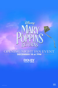 Opening Night Fan Event: MARY POPPINS RETURNS