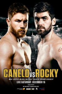Canelo vs. Rocky