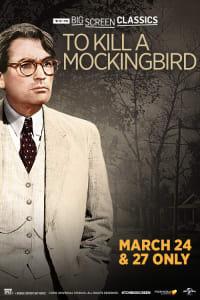 To Kill A Mockingbird (1962) presented by TCM