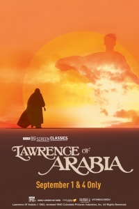 Lawrence of Arabia (1962) presented by TCM