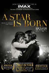 A STAR IS BORN in IMAX at AMC