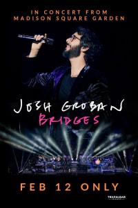Josh Groban from Madison Square Garden