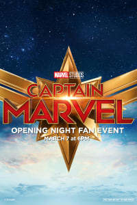 Opening Night Fan Event: Captain Marvel
